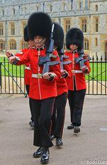 Die Wachen von Windsor II