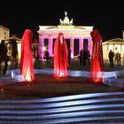 Die Wächter der Zeit von Manfred Kielnhofer Festival of Lights Berlin