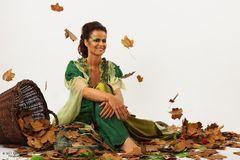 - die Waldfee bringt den Herbst -