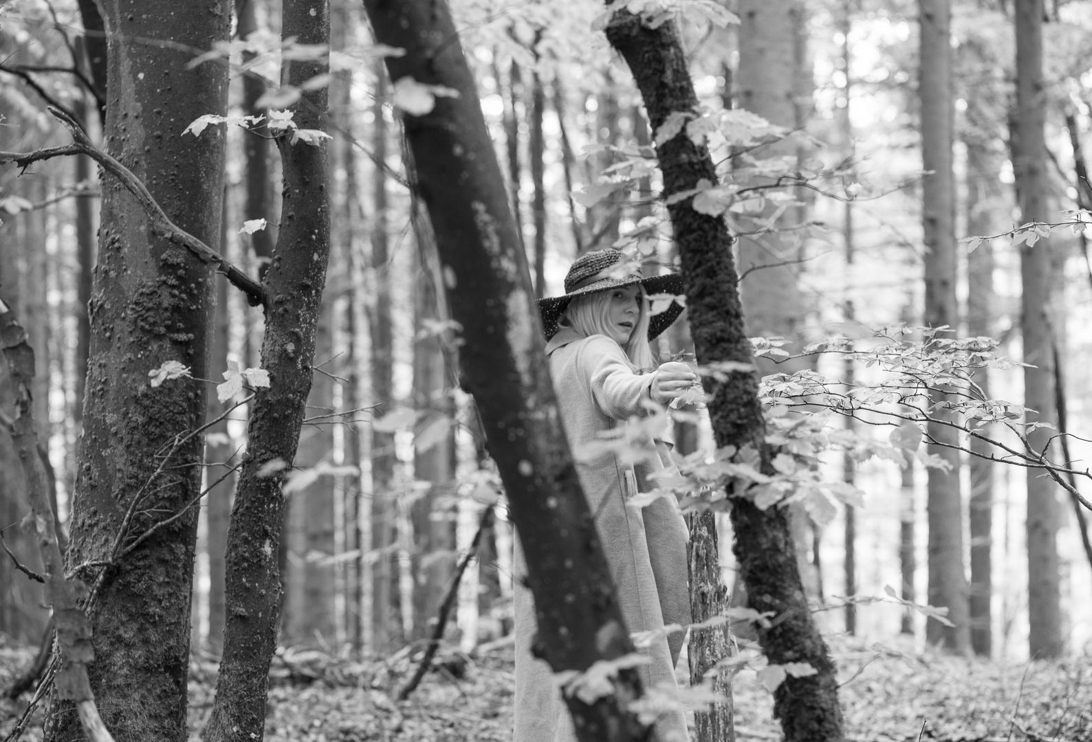 Die Waldläuferin