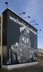 Die Wand als Werbe-Träger