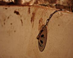 Die Wanne im Keller