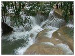 Die Wasserfälle von Tad Sae II - Luang Prabang, Laos
