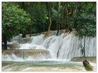 Die Wasserfälle von Tad Sae - Luang Prabang, Laos