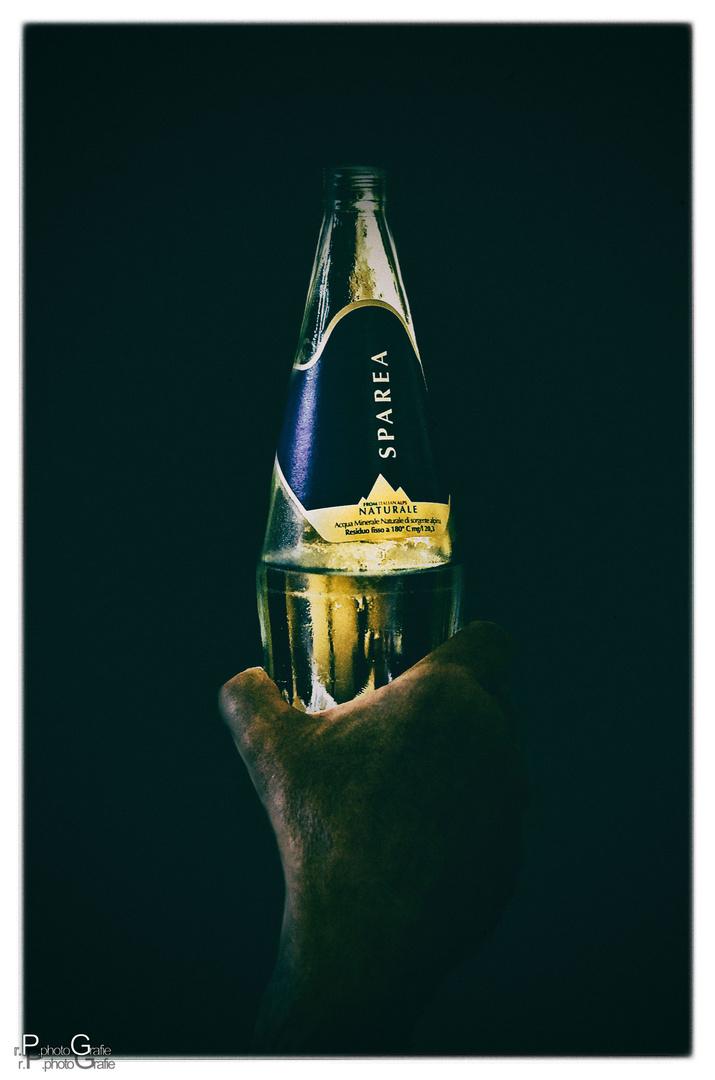 Die Wasserflasche