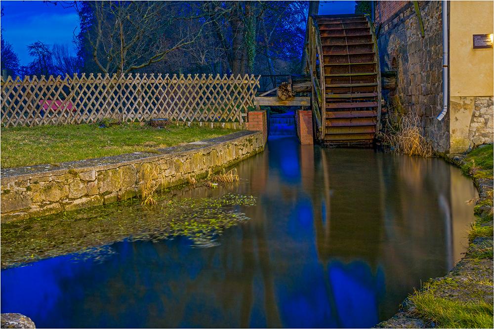 Die Wassermühle Hoym