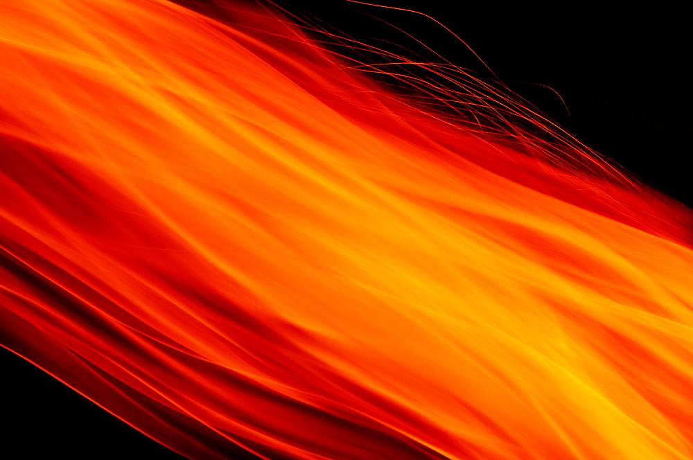   die weichheit des feuers  