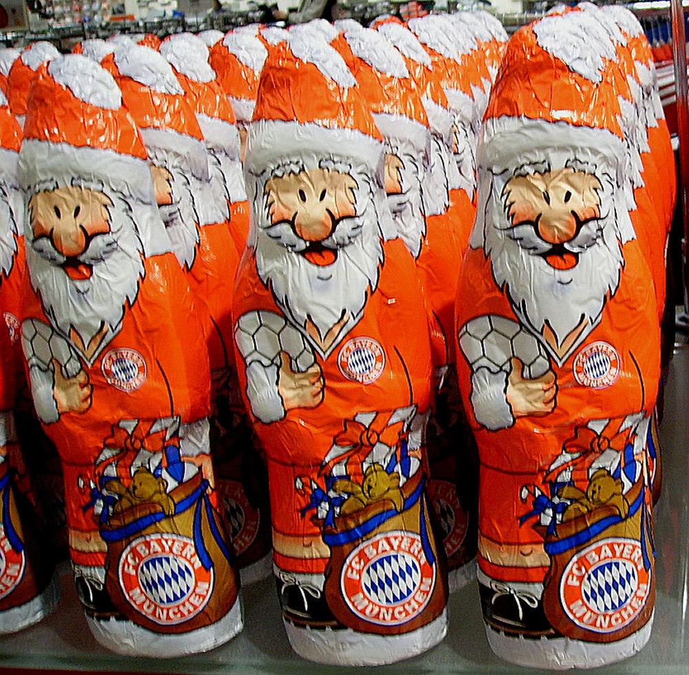 """Die """"Weihnachtsmänner""""......"""