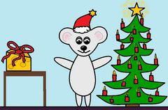 """"""" Die Weihnachtsmaus """""""