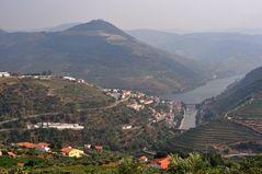 Die Weinberge am Douro