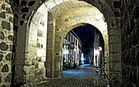 Die Weinkneipen hinter der alten Stadtmauer, Zons - Rhein-Kreis Neuss