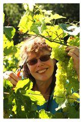 Die Weinkönigin :-))