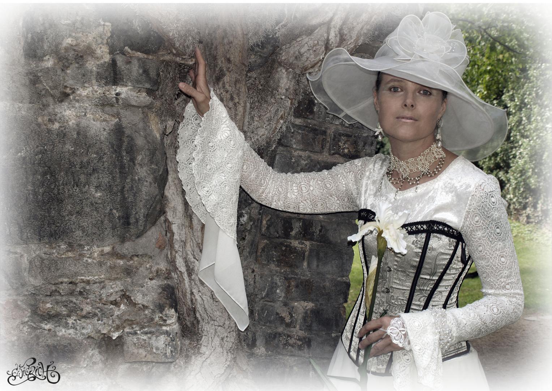 die weiße Gräfin...