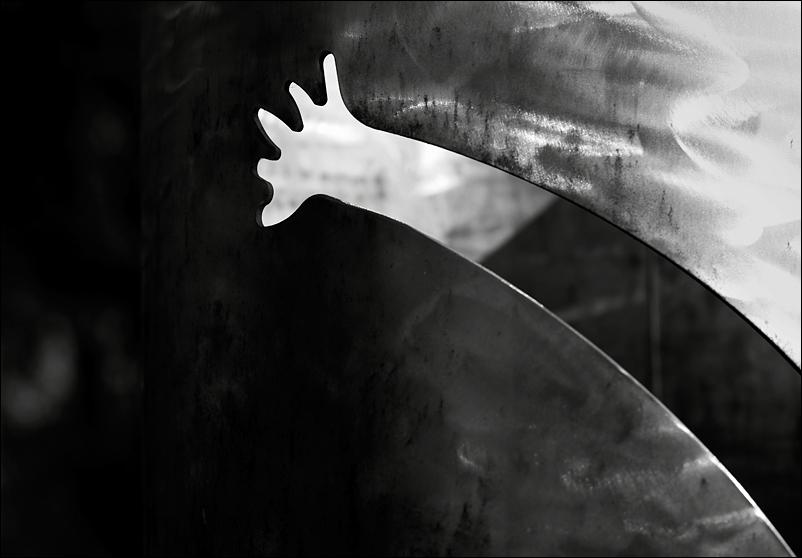 Die weiße Hand...