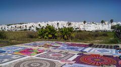Die weißen Häuser von Conil de la Frontera