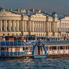 Die weißen Nächte von Sankt Petersburg