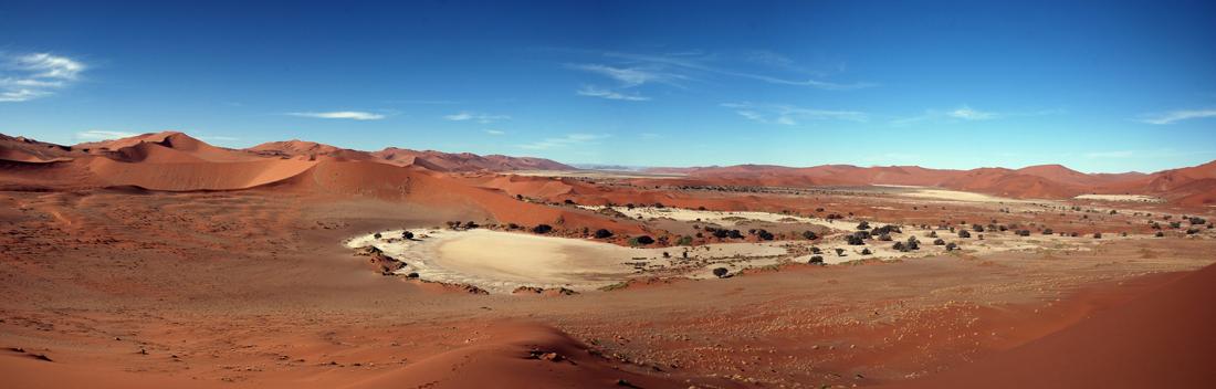 ..die weite der Dünen ist nahezu unbeschreiblich...