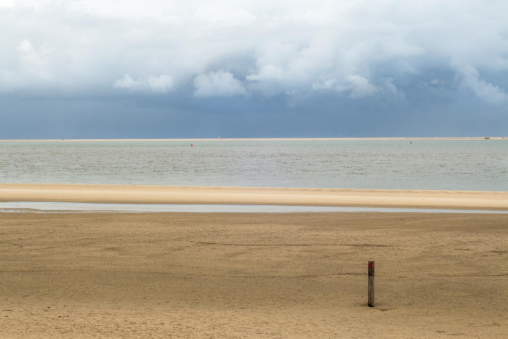 Die Weite und das Meer