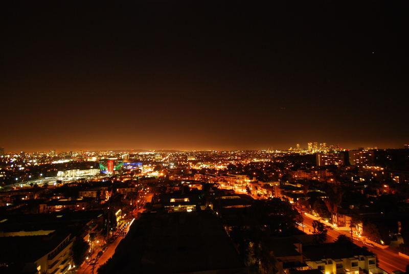 Die weiten von Los Angeles...