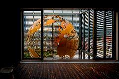 Die Welt durch ein Fenster gesehen......