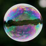 Die Welt in einer Seifenblase