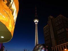 Die Weltuhr am Alexanderplatz