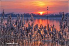 Die Weser - der rote Fluss