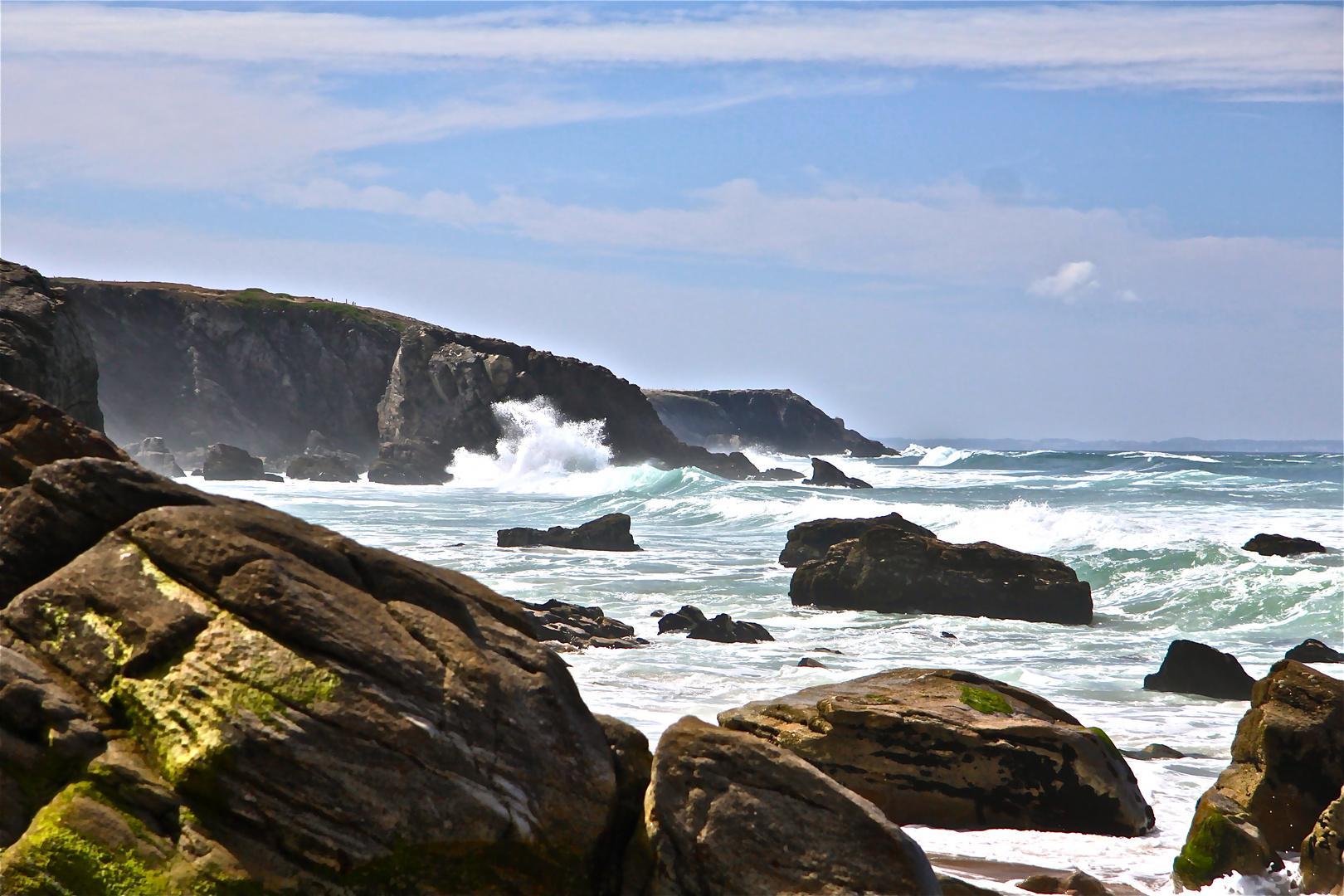 die wilde Küste - le beau sauvage