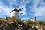 Die Windmühlen von Ios...