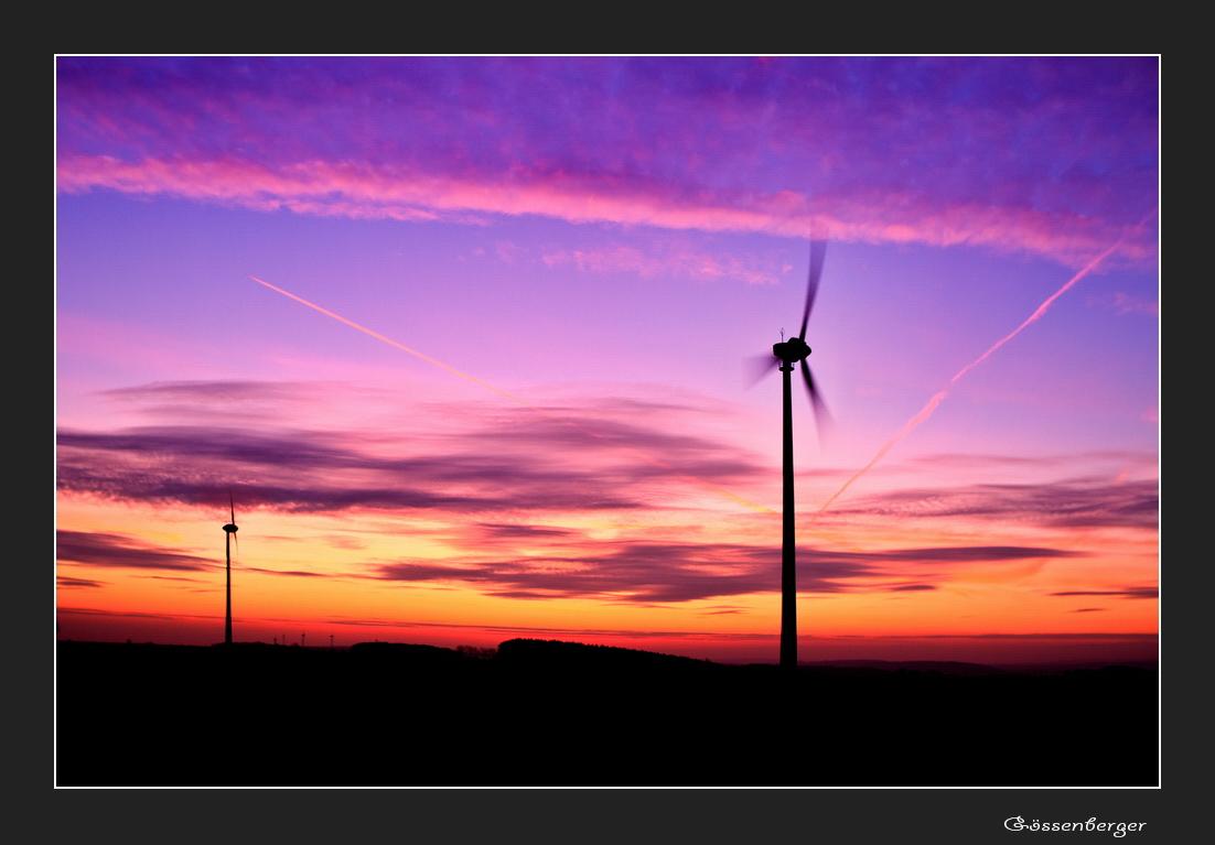 Die Windräder vom Schelk #5