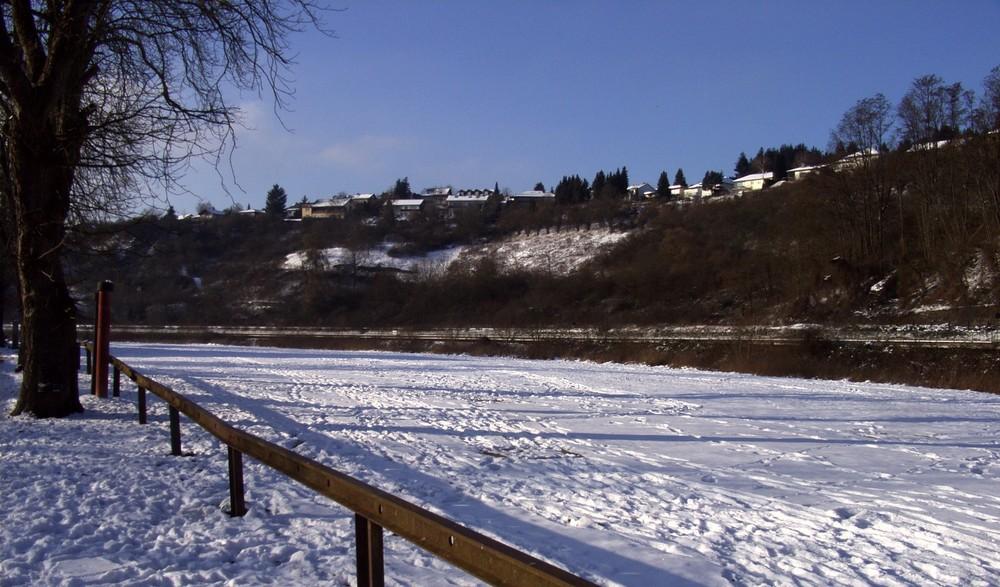 Die Wohnsiedlung am Rotweinberg