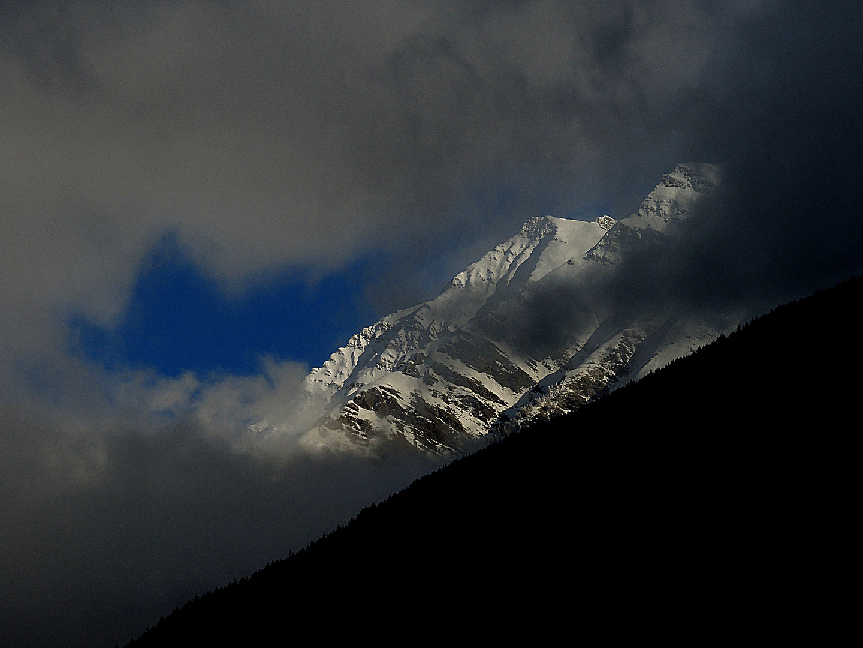 Die Wolkenlücke