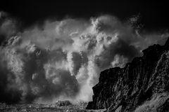 Die Wucht der Welle