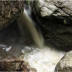 Die Wucht des Wassers