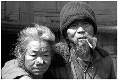 Die Würde des Alters...