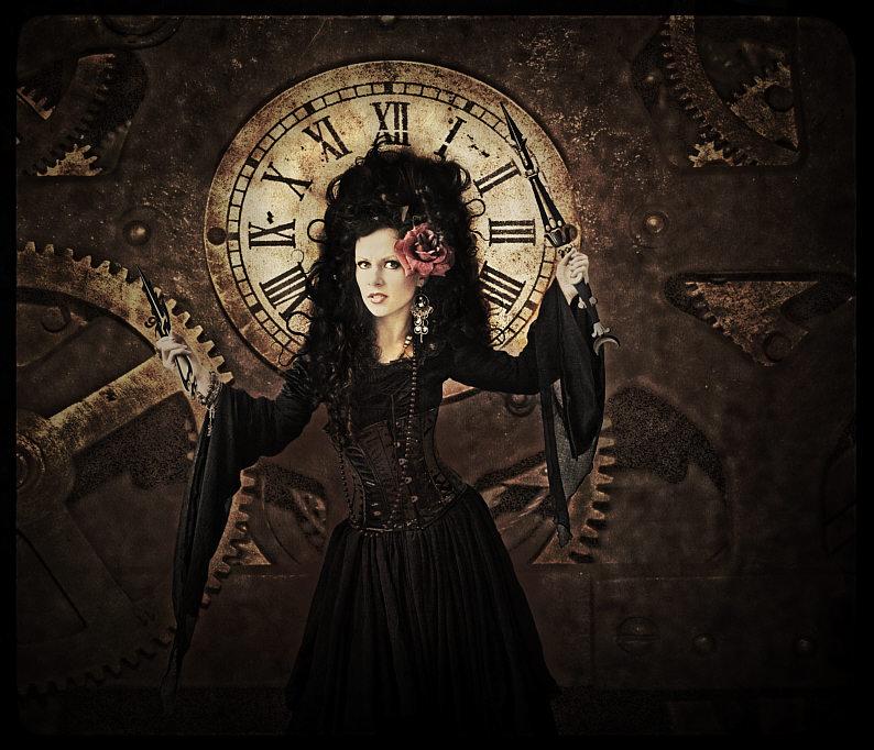 ...die Zeit beherrschen wollen....