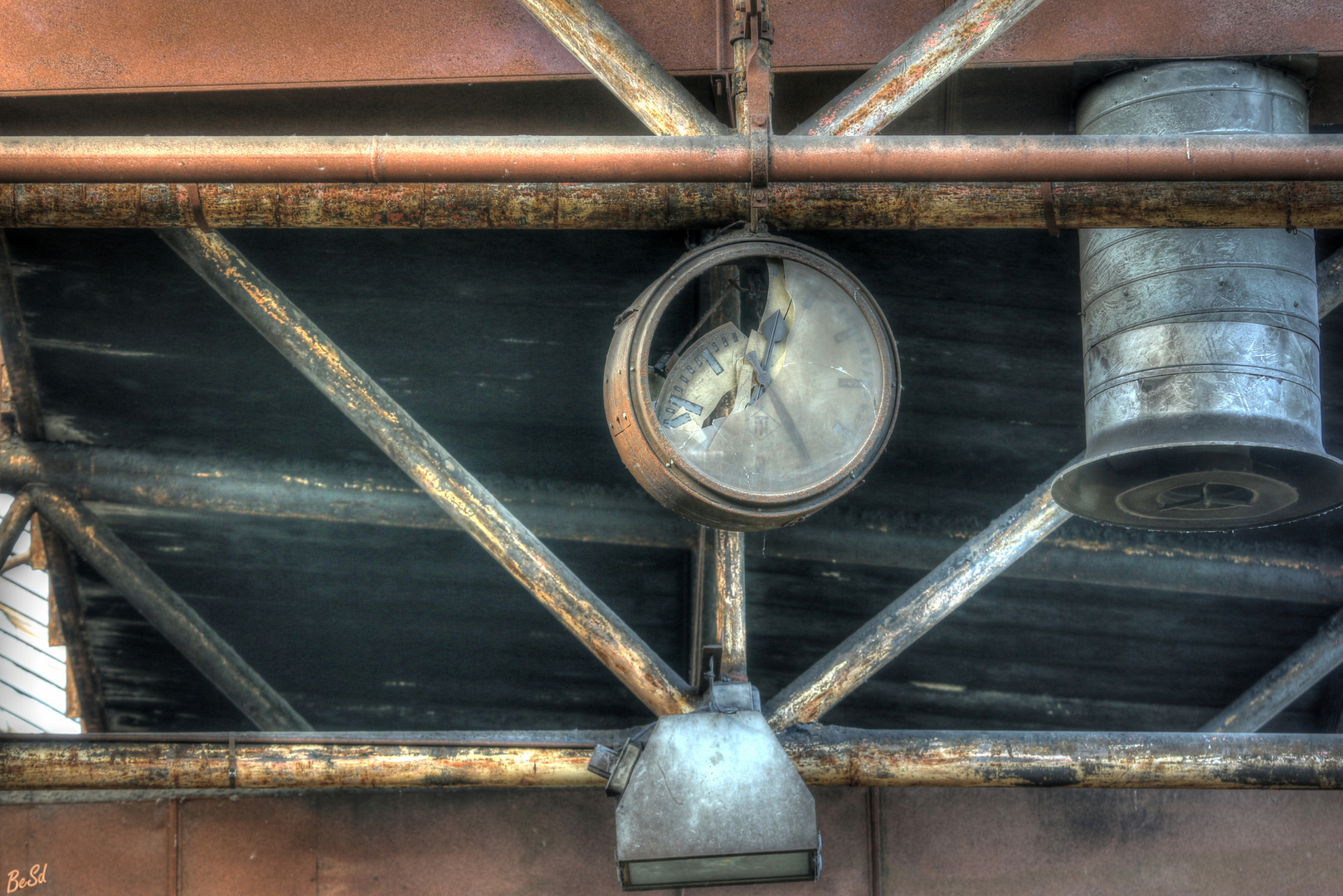 ..die Zeit ist abgelaufen Foto & Bild | marodes