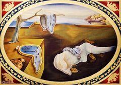 Die zerrinnende Zeit - Dali 1931