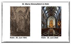 Die Zerstörung von St. Maria Himmelfahrt
