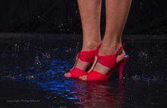 Die zertanzten Schuhe