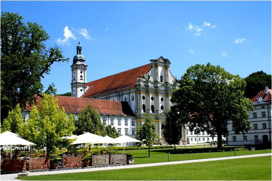 Die Zisterzienserklosterkirche Fürstenfeld (Fürstenfeldbruck)