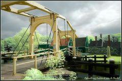 Die Zugbrücke... <Infrarot Sandwich>
