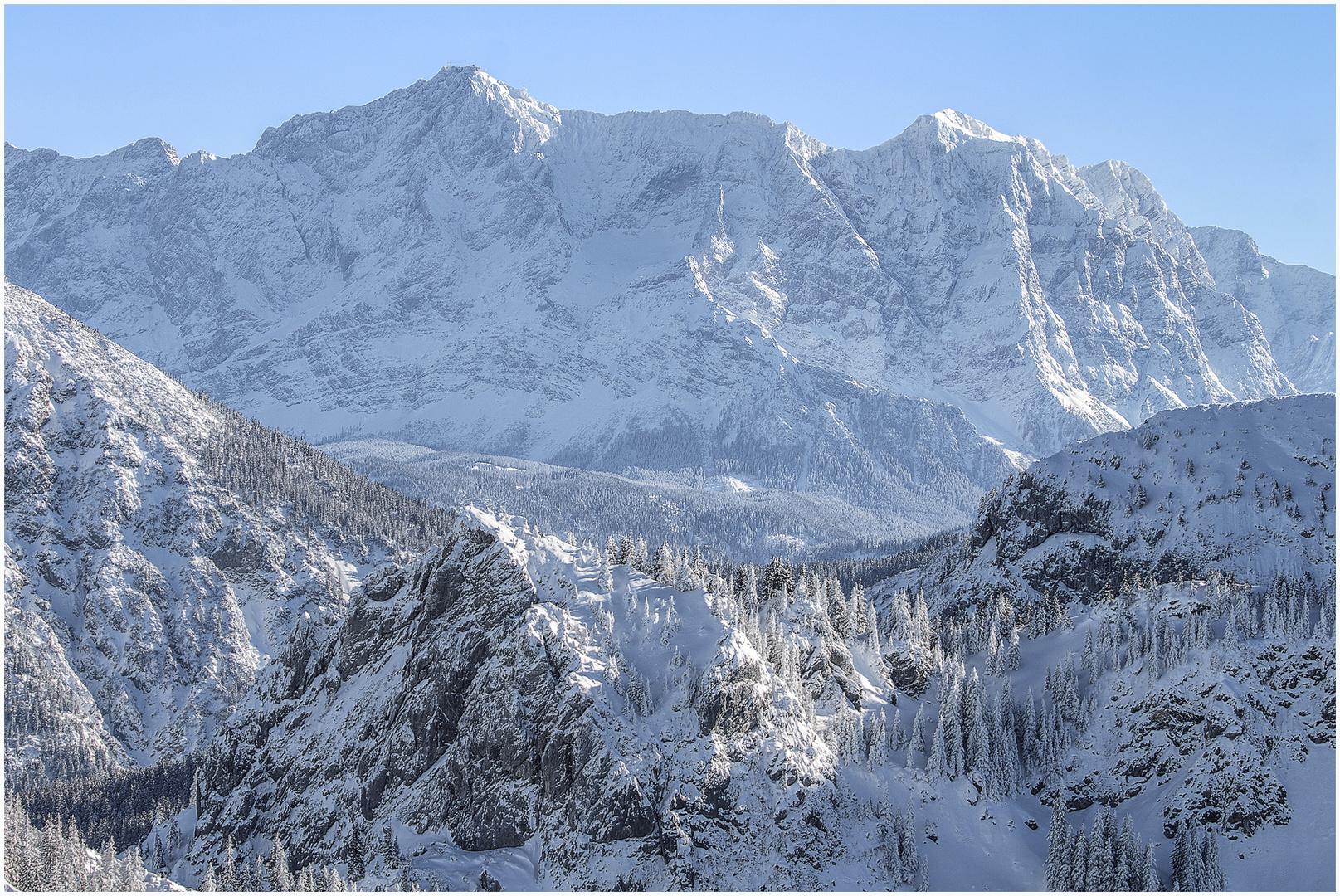 ~ Die Zugspitze ~