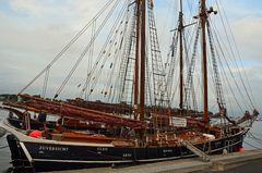 """Die """"Zuversicht"""" zur Hanse Sail 2016 in Rostock"""