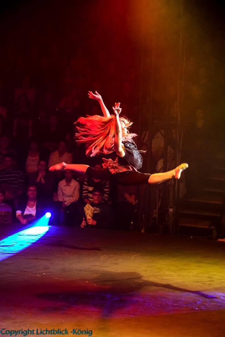 Die zwei Tänzerinnen....