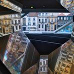 Dienstag ist Spiegeltag - auch im Haus der Musik in Porto