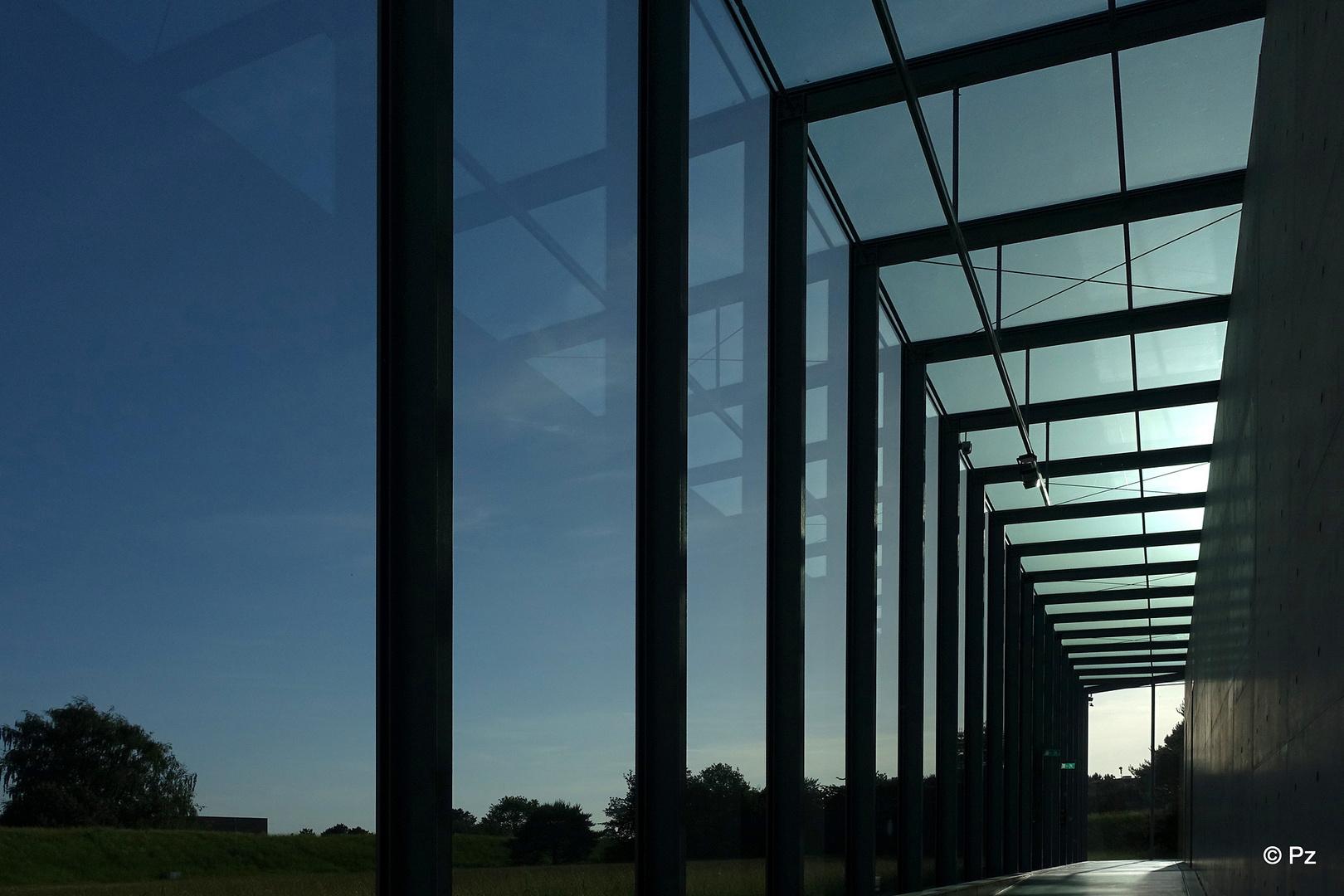 Dienstag ist Spiegeltag: Langen Foundation ...
