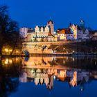 Dienstag ist Spiegeltag.....Schloss Bernburg