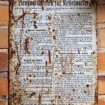 Dienstvorschrift für Kesselwärter von 1903