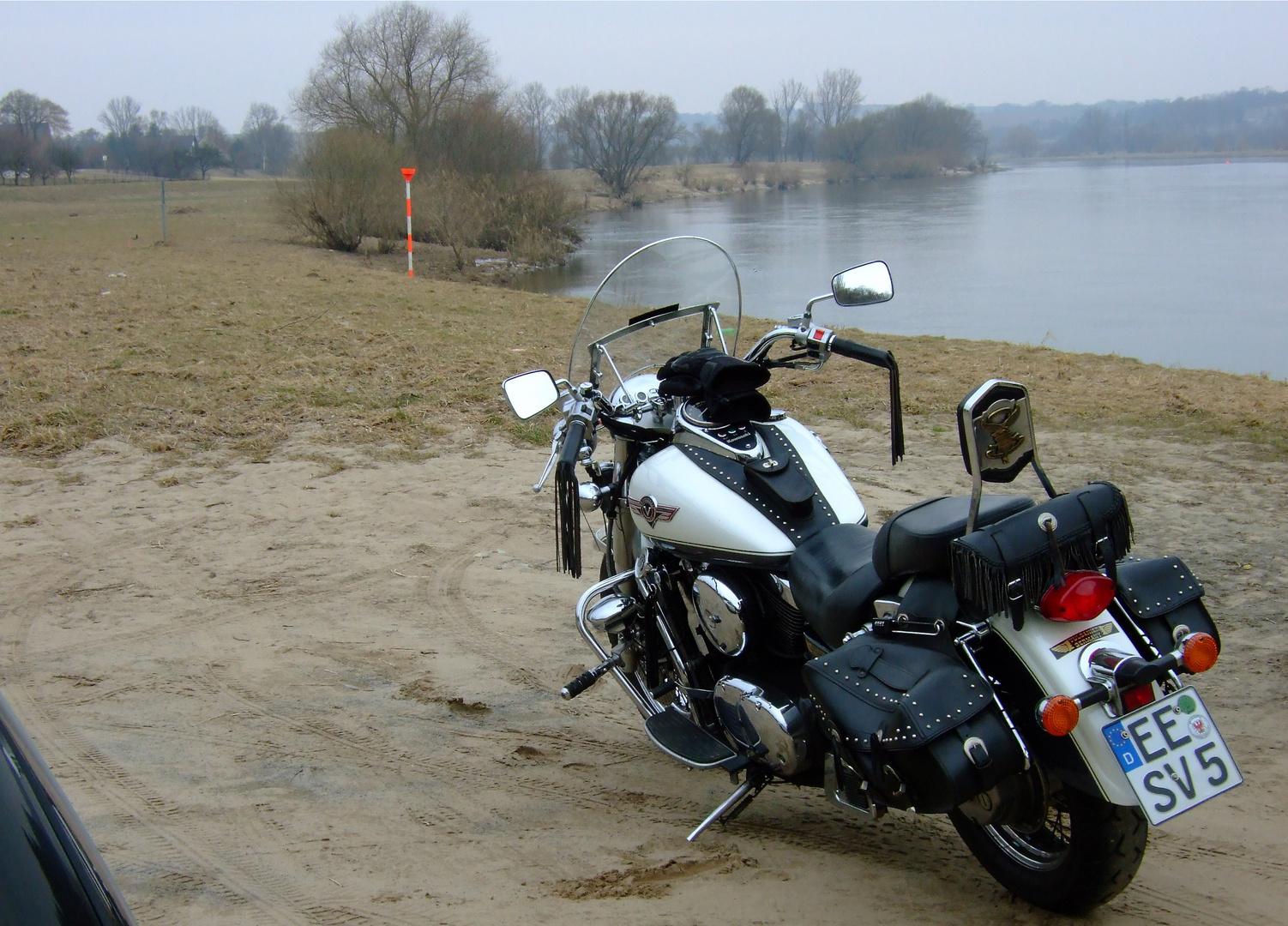 °°° Diesbar-Seusslitz - Kurze Runde über Meissen - Start in die Saison 2011 °°°